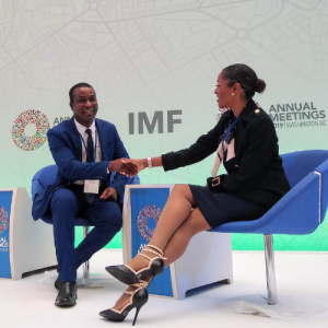 Ivy Pendleton Consultant and Publicist at IMF