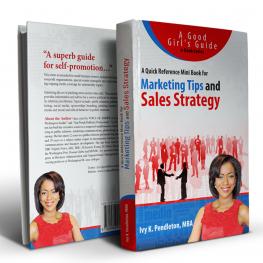 Marketing Tips by Ivy Pendleton